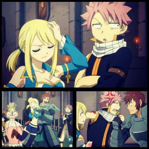 nalu fairy tail - Buscar con Google