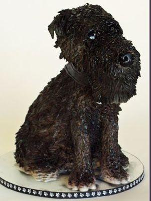 Original Dog Cake.