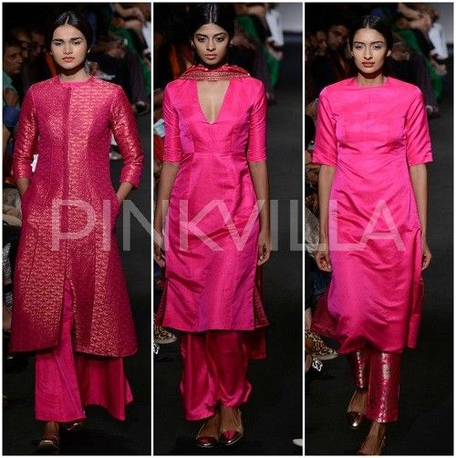 // Sanjay Garg collection at Lakme Fashion Week Winter/ Festive 2014 | PINKVILLA