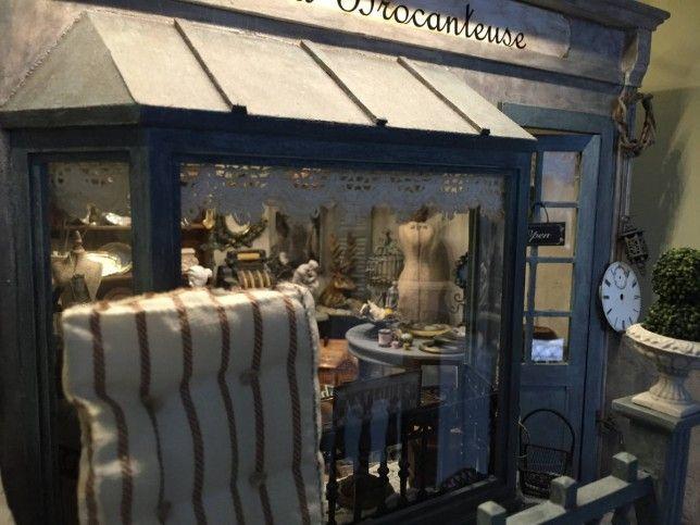 La Brocanteuse Antique Miniature Shop - We Love Miniatures