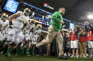 Notre Dame football recruiting: Number of 2014 visitors will dwindle