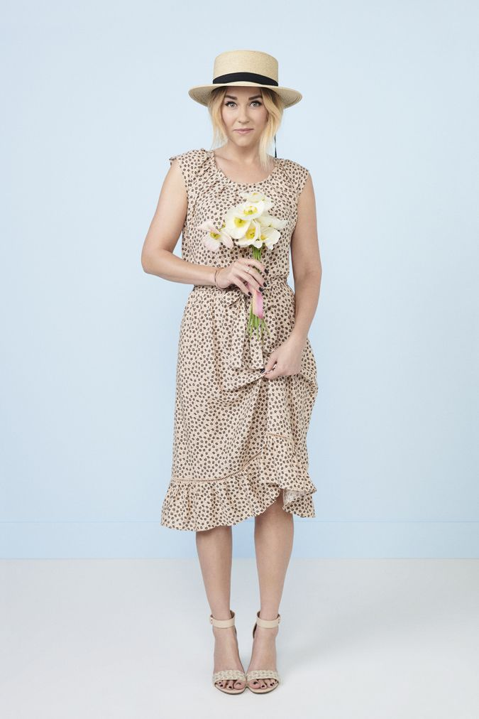ece107e7a4f413 Style Guide: Spring Florals, Two Ways | wear | Lauren conrad ...