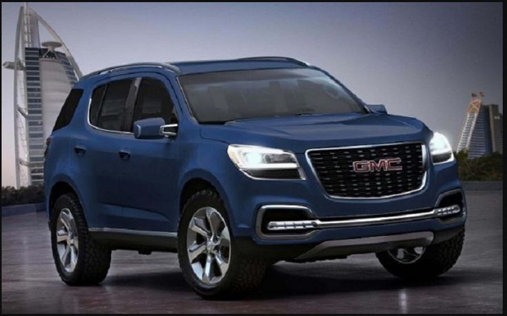 2018 GMC Envoy Specs And Review