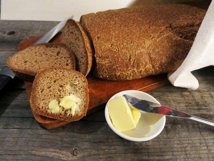 Antipastaa: Paahtoleipä / vuokaleipä (viljaton, gluteeniton, maidoton, ilman kookosta)