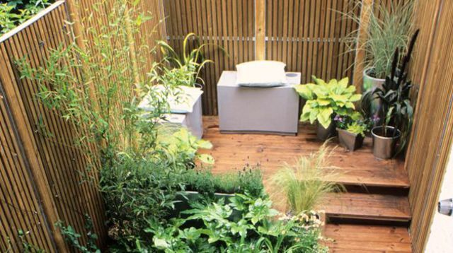 171 best images about id es pour la maison on pinterest gardens terrace an - Comment amenager un container ...