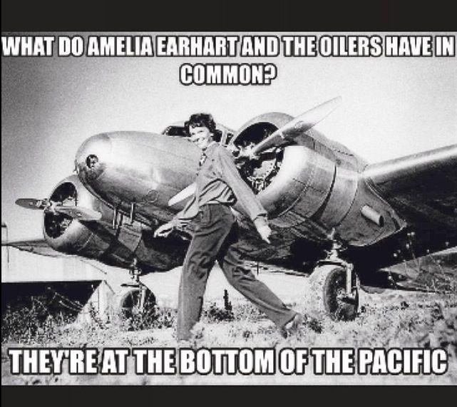 Pin by Beastly BRUINS on BRUIN jokes | Amelia earhart ...