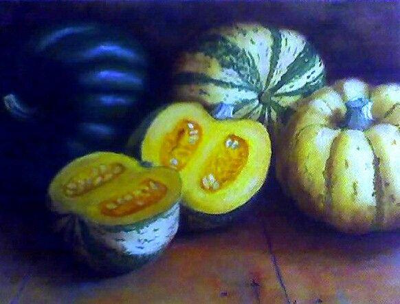 Oil: Annemarie van Lingen du Toit