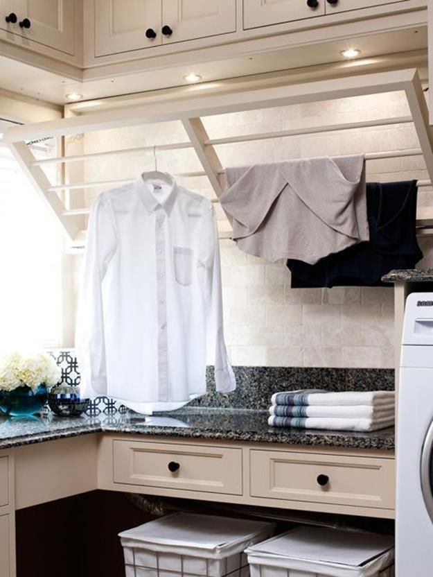 30 Perfect Laundry Room Hanging Rack Ideas Laundry Design Laundry Room Organization Storage Laundry Room Storage