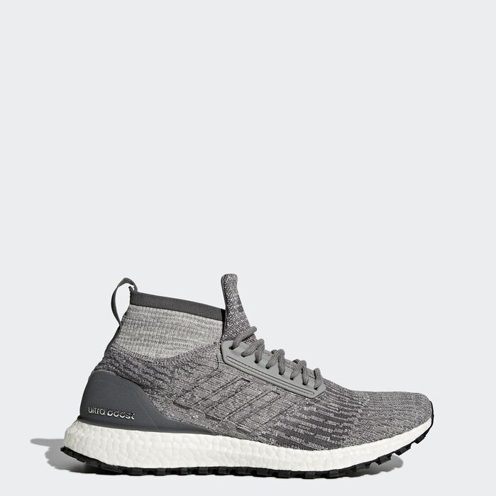Ultraboost All Terrain Shoes Grey Mens | Adidas, Shoes