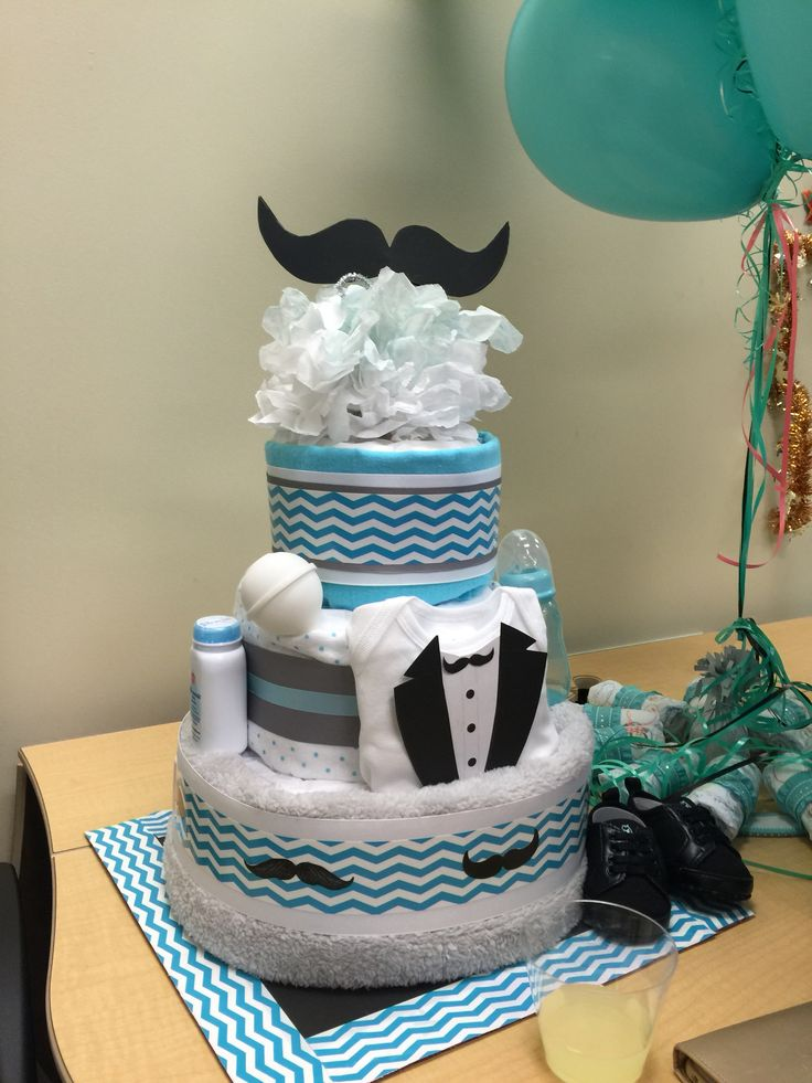 Images Of Mustache Cakes