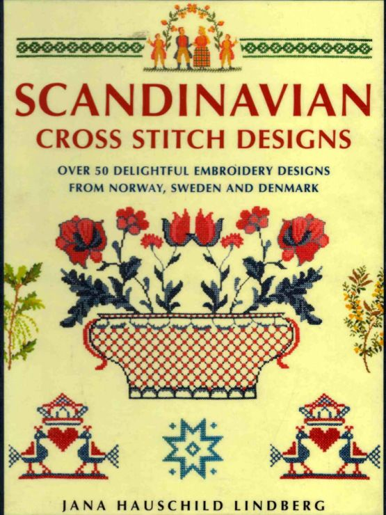 Gallery.ru / Фото #1 - Scandinavian cross stitch designs - simplehard...A FREE BOOK WITH PATTERNS AND INSTRUCTIONS!!