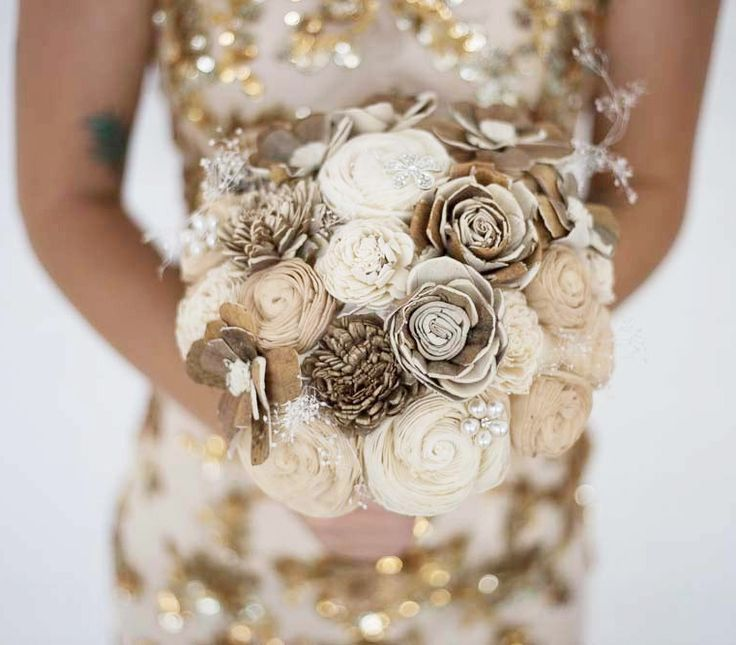 Eco Flower - The Wedding Flowers That Will Look Fabulous Forever