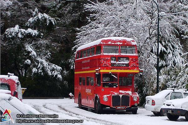 Patagonian Bus San Martin de los Andes