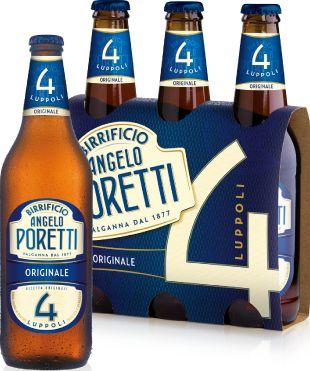 4 Luppoli Originale - Birrificio Angelo Poretti