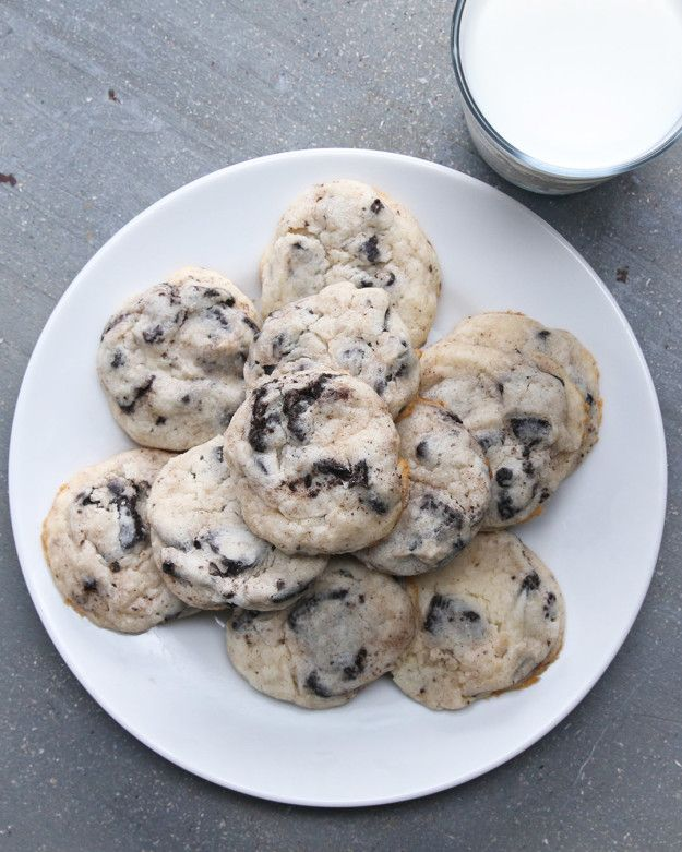 Cookies And Cream Cheesecake Cookies