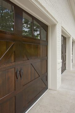 1000 images about stain your wood grain on pinterest for How to stain a garage door