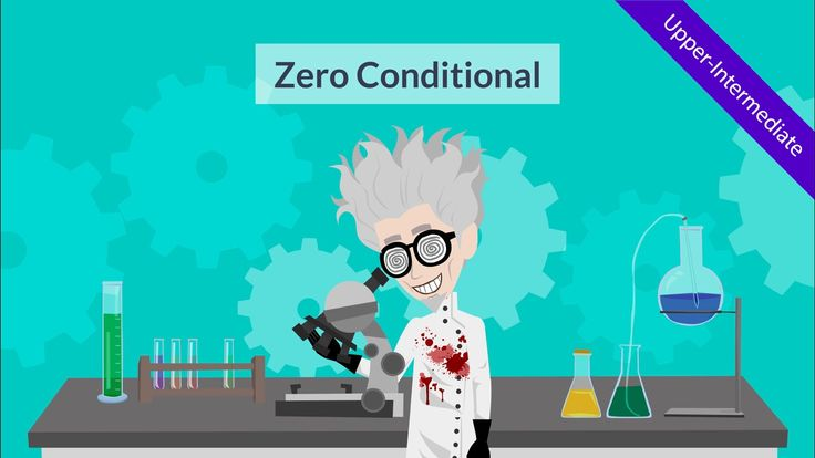 Teach your students zero conditional (conditional sentences) using this exciting, fun & interactive animated ESL video for upper-intermediate level learners.