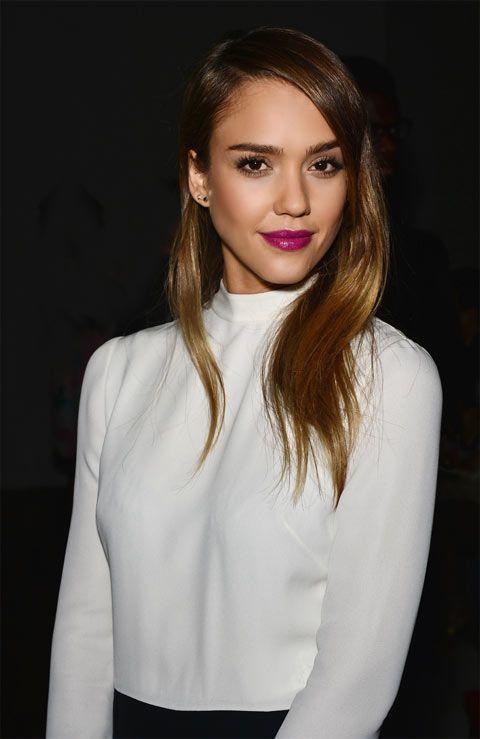 Jessica Alba Lip Color