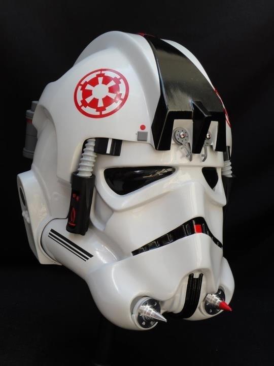AT-AT pilot's helmet