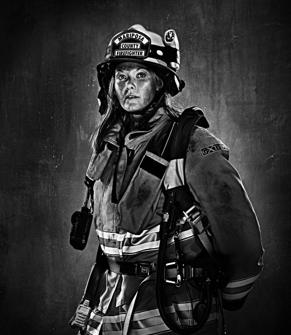 DURACELL FIREFIGHTERS by Tim Tadder, via Behance                                                                                                                                                                                 More