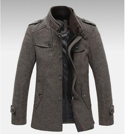 Мужские зимние куртки от GLASMAN