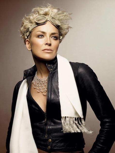 Sharon Stone – Damiani Jewelry