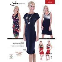Jalie Pattern 3024 Knit Dresses