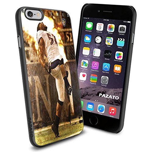 iphone 6 print case cover baltimore ravens ray lewis. Black Bedroom Furniture Sets. Home Design Ideas