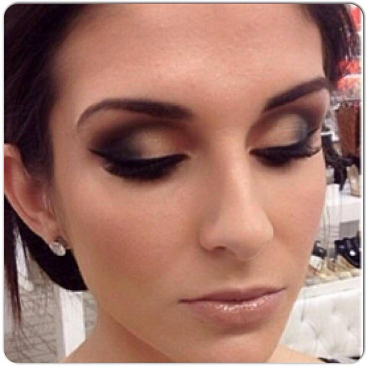 Pin By Lizzy Pickrell On Prom Makeup