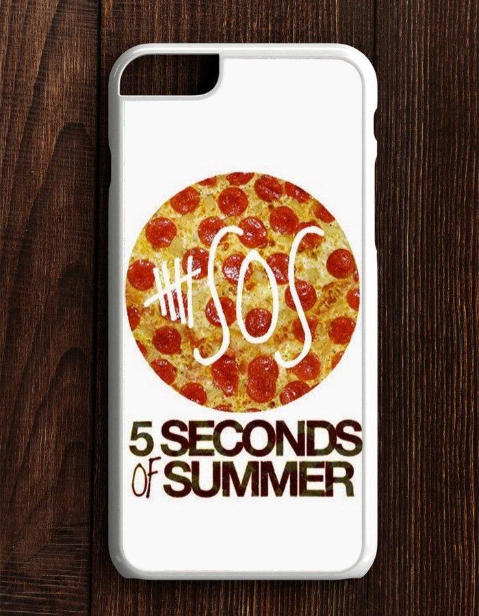 5 Second Of Summer Pizza Logo iPhone 6 Plus | 6S Plus Case