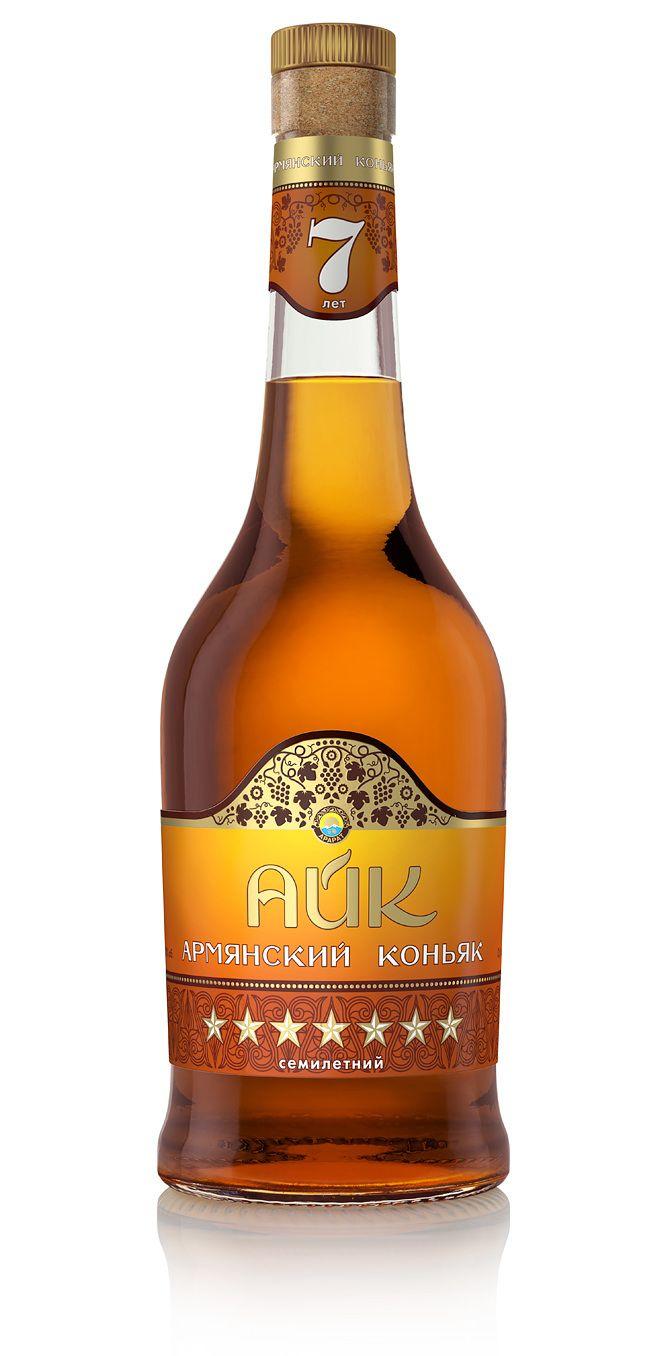 HAYK brandy - Somestuff.ru ArArAt, Packaging, Armenian brandy, YBC, design, art direction, packshot