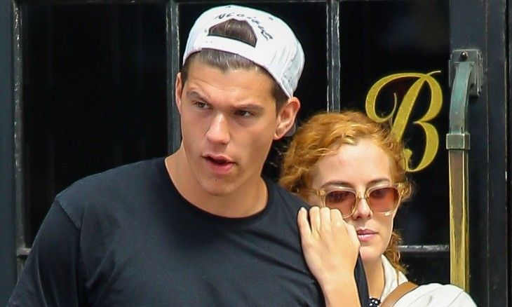 'Magic Mike' Actress Riley Keough and Celebrity Love Ben Smith-Petersen Attend Event One Day After Celebrity Wedding #magicmike #rileykeough #celebritylove #bensmithpeterson #celebritywedding