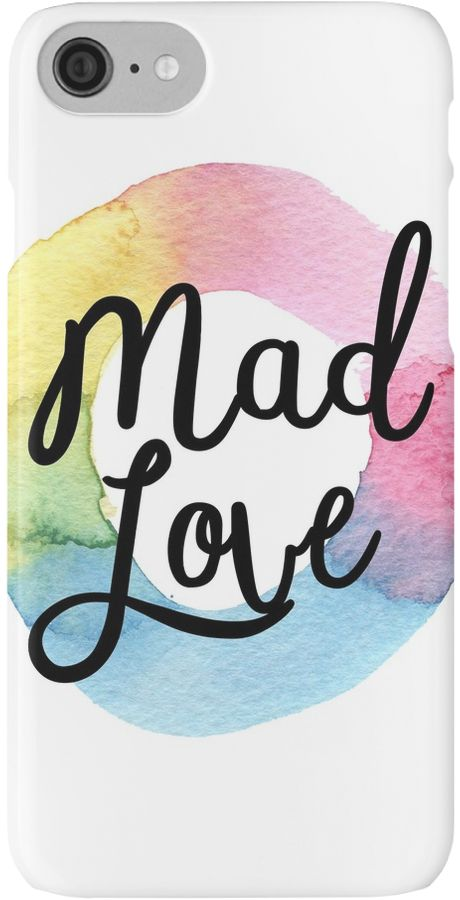 #MadLove support JoJo's new album, phone case by QUIRKYT