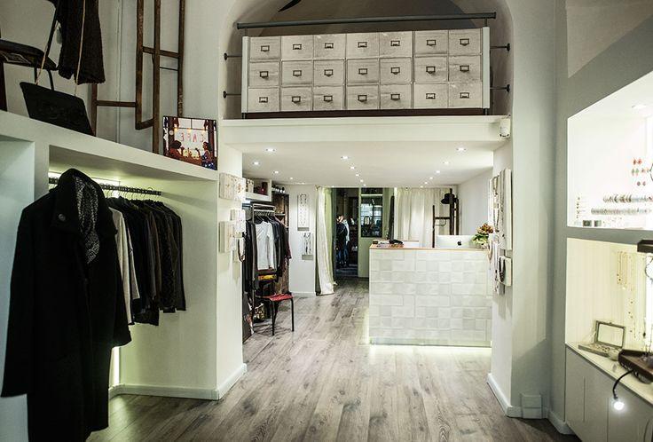 [L]AB STORE VINCENT TULIPANO   Torino ShoppinGlam   Negozi Shopping Moda Offerte