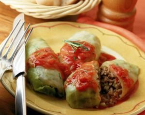 23 Stuffed Cabbage Roll Recipes from Polish to Italian and More: Czech Stuffed Cabbage (Holubky) Recipe