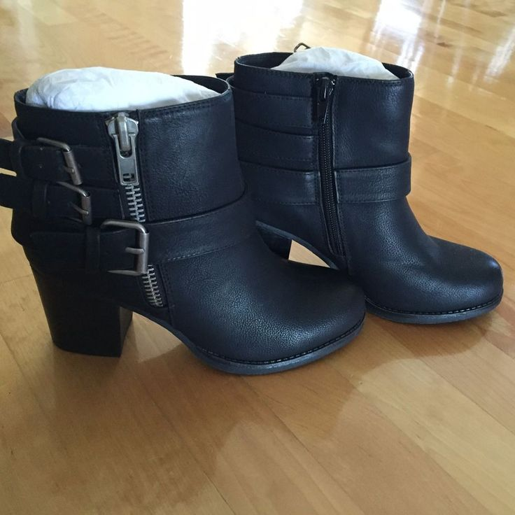 MADDEN GIRL WICKER Womens Buckled Ankle Boots | eBay