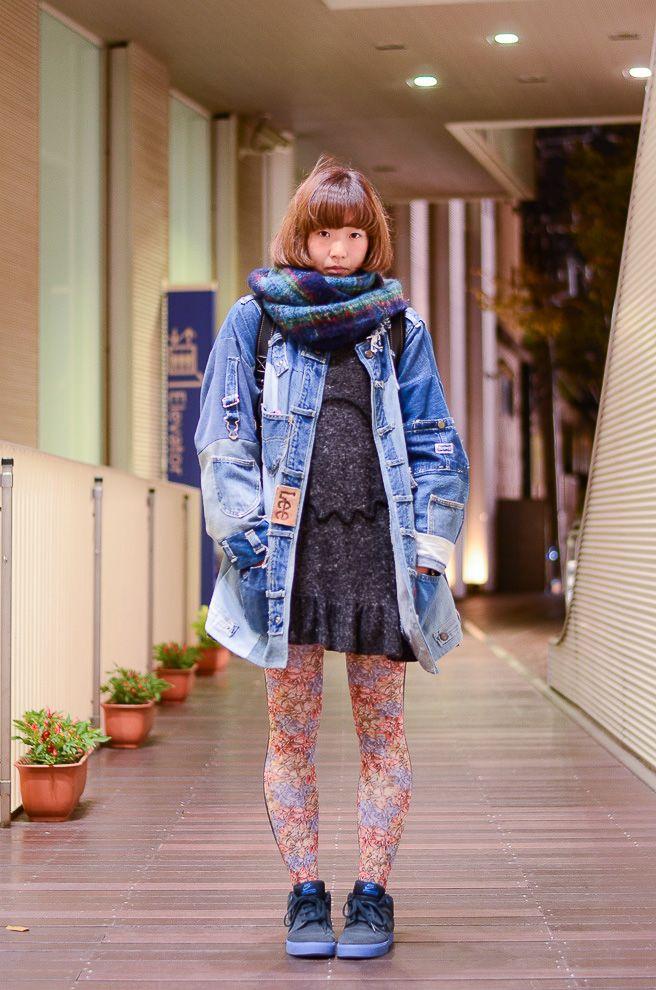 【ストリートスナップ】@Tracy Stewart Street of Harajyuku, Tokyo Fashionsnap.com   Fashionsnap.com