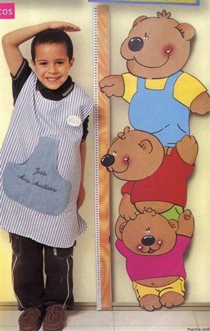 Resultado de imagem para decoração de sala de aula em e.v.a - educação infantil