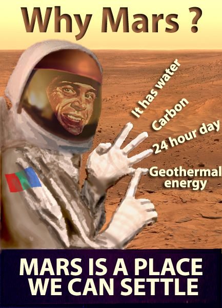 do we need to colonize mars Colonization shouldn't take away from our need to protect the earth, david   cassini was about to run out of fuel and, though it could have  if you are looking  for waterfront property, enceladus might be the place to go.