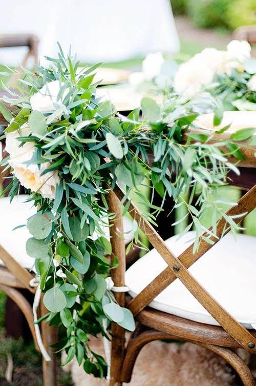 An Elegant Backyard Wedding in Santa Barbara