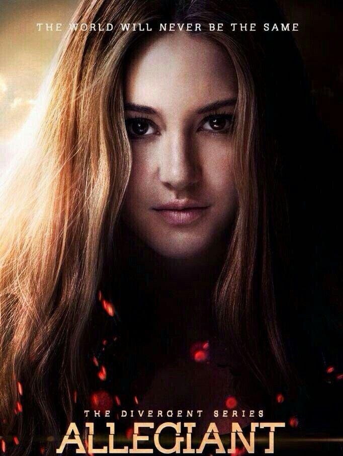 Allegiant: Tris Prior