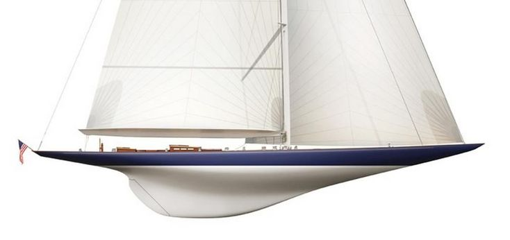 Cheveyo will be steeped in rich history, built to the Ranger 77B design, bySpirit Yachts, Ltd in collaboration with Sparkman & Stephens Inc. This new J-Class racing yacht, is one of the original series of six