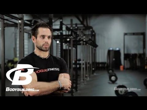 Train With The World's Fittest Man: Rich Froning CrossFit Workout! - Bodybuilding.com