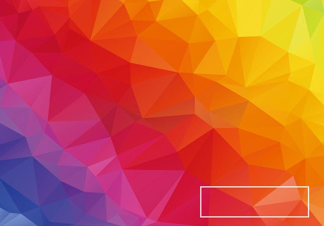 Low Polygon Style Gradient Color Texture Background Material In