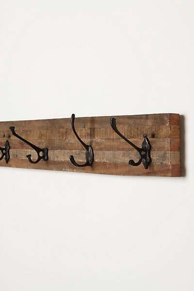 Anthropologie - Schoolroom Hook Rack