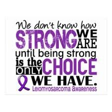 #Leiomyosarcoma ~ What Comes Next? My Cancer Fight!
