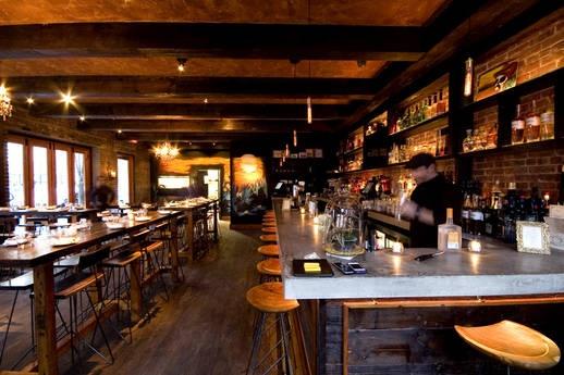 Hell S Kitchen Restaurant Floor Plan