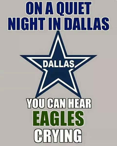 Dallas Cowboys vs eagles