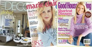 FREE Magazine Subscriptions: Redbook, Marie Claire, ELLE, Good Housekeeping & More!