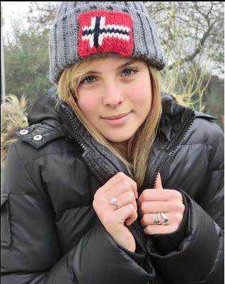 Women From Norway | Hot Norway Girl in Jacket